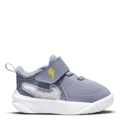 Nike Team Hustle D 10 / Shoes pentru Bebelusi pentru Bebelusi albastru alb dream