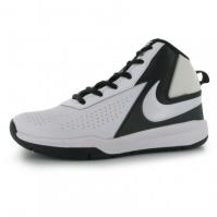 Adidasi pentru Baschet Nike Team Hustle D7 pentru copii