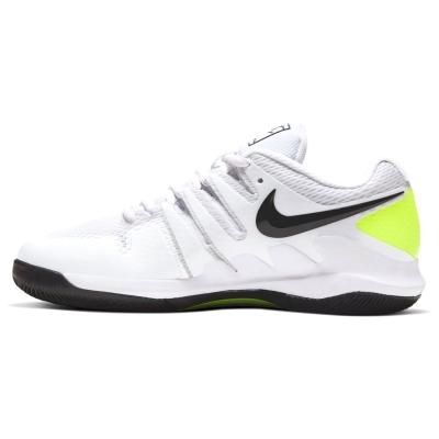 Adidasi de Tenis Nike Vapor X pentru baietei alb negru vlt