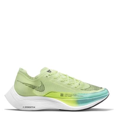 Nike ZoomX Vaporfly Next% 2 Racing Shoe pentru femei roz galben