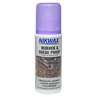 Nikwax Nubuck and Suede impermeabil piele