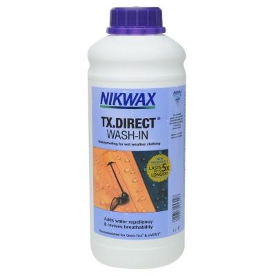 Nikwax TX Direct 1L albastru in