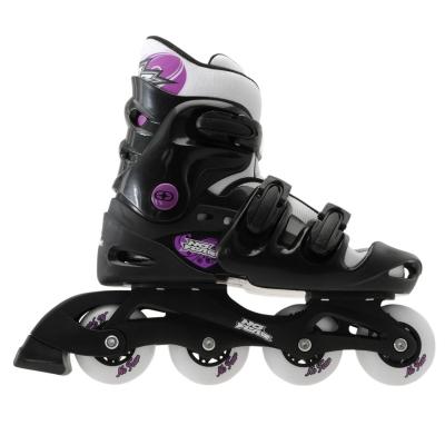 No Fear Inline Skate pentru femei negru mov