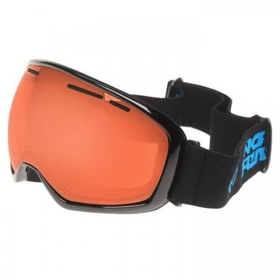 Ochelari snowboard No Fear Powder zapada pentru adulti negru