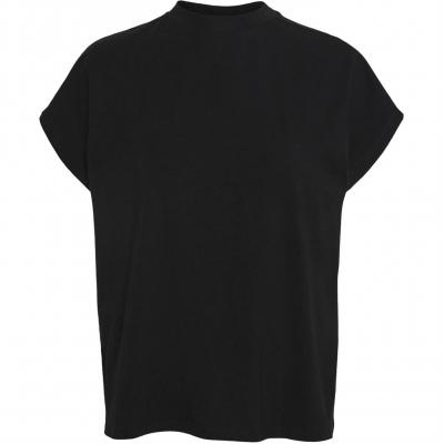 Tricou Noisy May Top cu Maneca Scurta negru