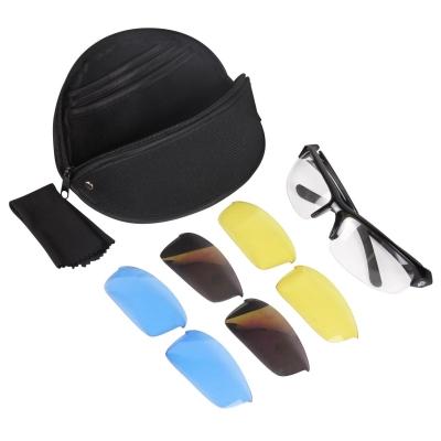 Ochelari de soare Muddyfox 100 pentru adulti negru