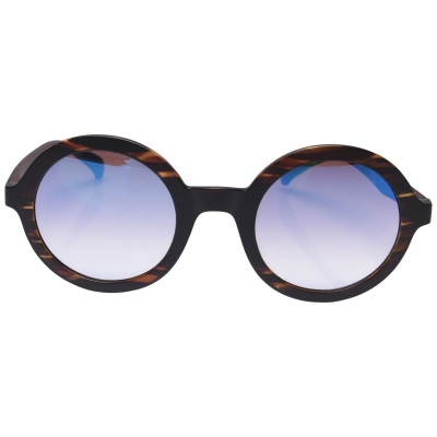 Ochelari de soare adidas Originals x Italia Independent pentru Femei maro