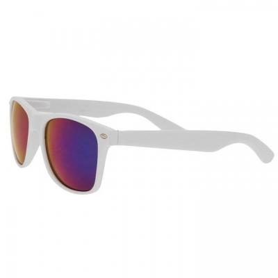 Ochelari de soare Pulp Pulp Iridescent pentru Barbati alb albastru