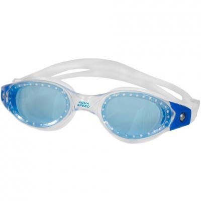 Ochelari Inot Aqua-Speed Pacific alb-albastru 61