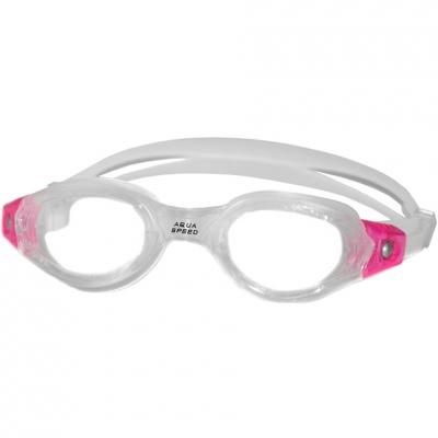 Ochelari inot inot  Aqua-Speed Pacific alb-roz 63