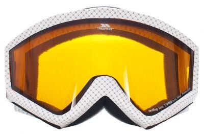 Ochelari ski Hijacher White Trespass