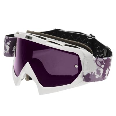 Ochelari snowboard No Fear Forever alb mov