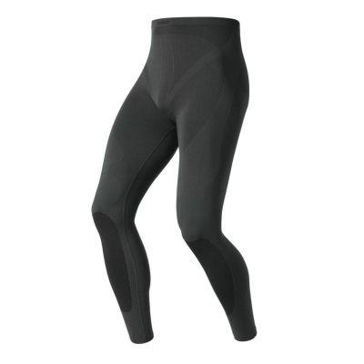 Pantaloni Odlo Evolution Warm pentru Barbati negru