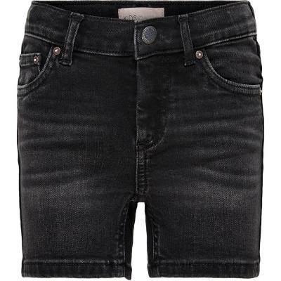 Pantaloni scurti blugi Only pentru fete negru