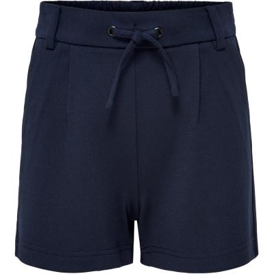 Pantaloni scurti Only pentru fete bleumarin albastru