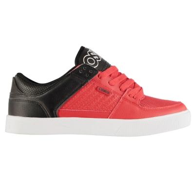 Osiris Osiris Protocol Skate Shoes pentru Barbati rosu negru