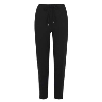 Pantaloni jogging Oui String negru
