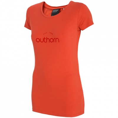 Outhorn Dark rosu HOZ20 TSD626 61S pentru femei