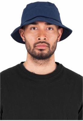Palarie vara bumbac Flexfit Twill Bucket Hat barbati bleumarin