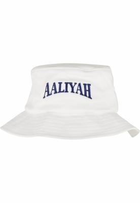 Palarii Aaliyah Logo alb Mister Tee
