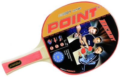 Paleta ping pong POINT DERBY cu A COVER
