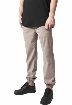Pantalon barbati casual cargo bej Urban Classics