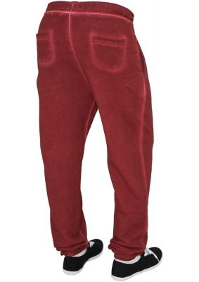 Pantalon sport spray dye rubin Urban Classics