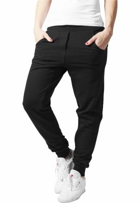 Pantalon trening cu buzunare negru Urban Classics