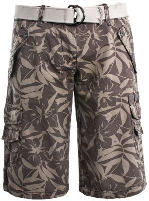 Pantaloni 3/4 femei trespass arzana maro