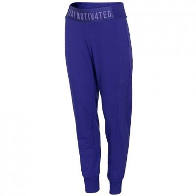 Pantaloni 4F Cobalt H4L21 SPDD013 36S pentru femei