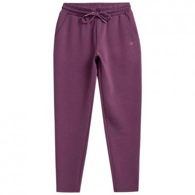 Pantaloni 4F Dark mov H4Z21 SPDD019 50S pentru femei