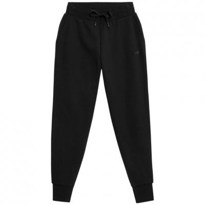 Pantaloni 4F Deep Side negru NOSH4 SPDD351 20S pentru femei