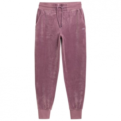 Pantaloni , 4F, Light mov H4Z21 SPDD014 52S pentru femei
