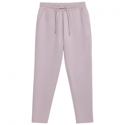 Pantaloni 4F Light mov H4Z21 SPDD019 25S pentru femei