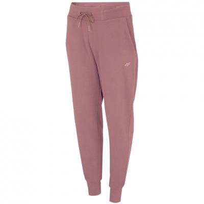 Pantaloni 4F Light roz NOSH4 SPDD350 56S pentru femei