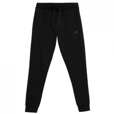 Pantaloni   4F negru intens NOSH4 SPMD351 20S pentru Barbati