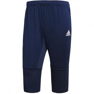 Pantaloni adidas Condivo 18 3/4 bleumarin CV8240 barbati