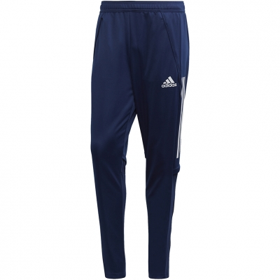 Pantaloni Adidas Condivo 20 antrenament bleumarin ED9209