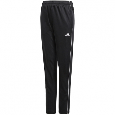 Pantaloni adidas CORE 18 antrenament negru CE9034 copii