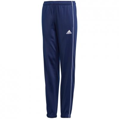 Pantaloni adidas CORE 18 PES bleumarin CV3586 copii