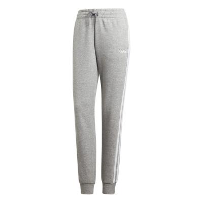 Pantaloni adidas 3-Stripes Slim pentru femei med gri