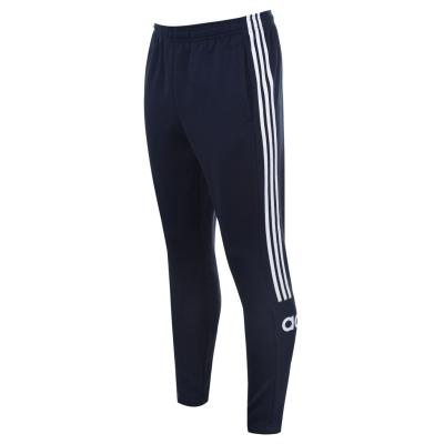 Pantaloni adidas Essentials 3-Stripes pentru Barbati bleumarin alb