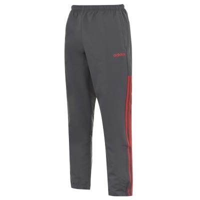 Pantaloni adidas Samson 4.0 pentru Barbati gri inchis rosu