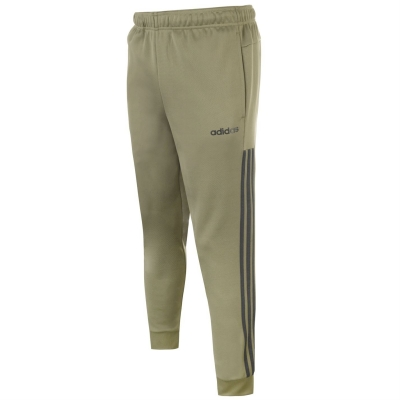 Pantaloni adidas cu mansete Pes pentru Barbati kaki negru