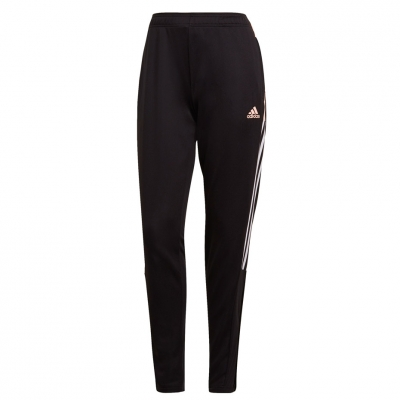 Pantaloni Adidas Tiro Trackpant negru And roz GQ1054 pentru femei