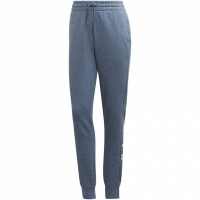 Pantaloni Adidas W Essentials Linear FL albastru EI0672