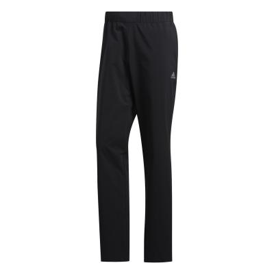 Pantaloni de golf adidas impermeabil pentru Barbati negru