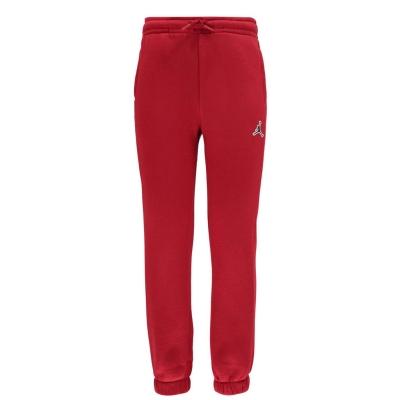 Pantaloni Air Jordan pentru copii gym rosu