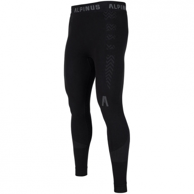 Pantaloni Alpinus Pro Miyabi Edition Thermoactive negru GT43244 pentru Barbati