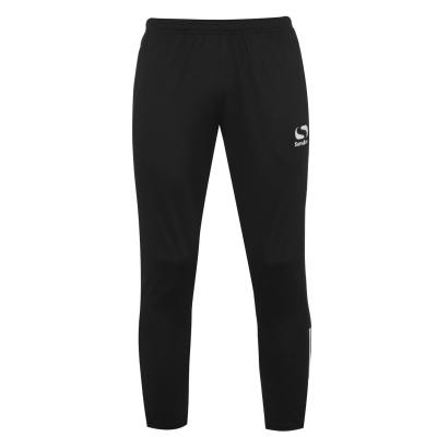 Pantaloni antrenament sport Ghete fotbal Sondico Strike pentru Barbati negru